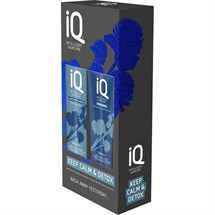 IQ Intelligent Haircare Clarifying Duo Pack - Keep Calm & Detox