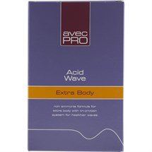 Avec Pro Perm Acid Wave - Extra Body