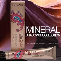 FarmaVita Life Color Plus - The Mineral Shadows Collection 100ml