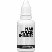 Salon System Profile Nail Polish Thinner 30ml