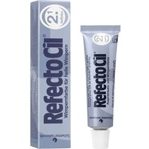 RefectoCil Lash & Brow Tint 2.1 - Deep Blue 15ml
