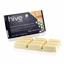 Hive Sensitive Hot Film Depilatory Wax Block 500g