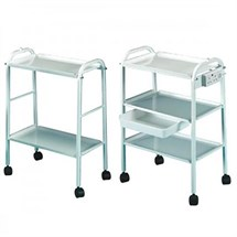 HOF Extra Shelf & Drawer For Trolley (EQU/451.SD)