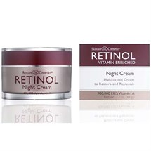 HOF Retinol Vitamin A Night Cream