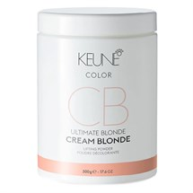 Keune Cream Bleach Dust Free 500g (White)