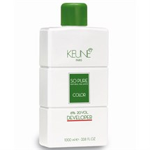Keune So Pure Color Developer 20 Vol 6% 1000ml