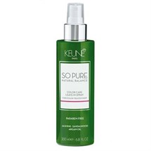 Keune So Pure Color Care Leave In Spray 200ml