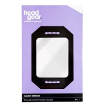 Head-Gear Foam Mirror Black
