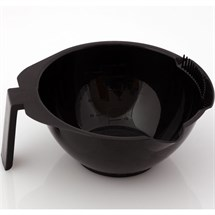 Head-Gear Tint Bowl With Handle Black