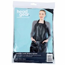 Head-Gear Leather Look Apron