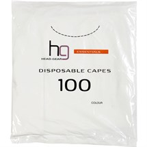 Head-Gear Disposable Shoulder Capes Pk100