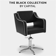 Capital Chertsey Styling Chair - Black