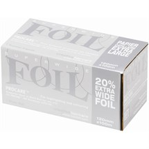 Procare Superwide Foil 120mm x 100m - Silver