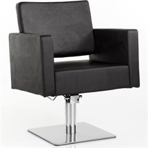 Insignia Plus Galaxy Hydraulic Chair - Black