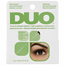 Duo Strip Lash Adhesive 0.18 Oz - Clear Sensitive