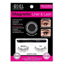 Ardell Magnetic Gel Eyeliner & 110 Lashes Kit