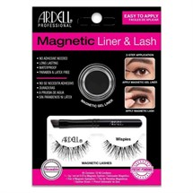 Ardell Magnetic Gel Eyeliner & Wispies Kit