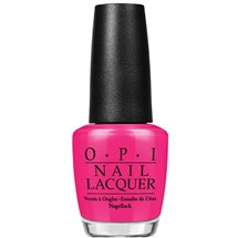 OPI Lacquer 15ml - Kiss Me On My Tulips