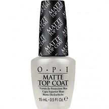OPI Lacquer 15ml - Matte Top Coat