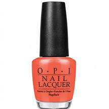 OPI Lacquer 15ml - Hot And Spicy