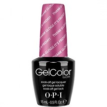 OPI GelColor 15ml - Nordic - Thank Glogg It's Friday