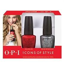 OPI Lacquer Coca Cola Duo Pack - Icons of Style
