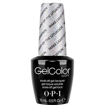 OPI GelColor 15ml - Soft Shades - Make Light of the Situation