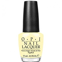 OPI Lacquer 15ml - Soft Shades - One Chic Chick