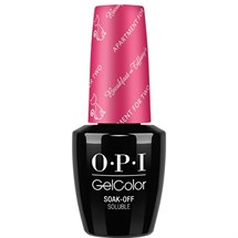 OPI GelColor 15ml - Breakfast At Tiffany's - Apartment For Two