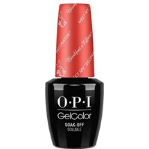 "OPI GelColor 15ml - Breakfast At Tiffany's - Meet My ""Decorator"""