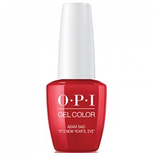 "OPI GelColor 15ml - Love OPI - Adam Said ""It's New Year's, Eve"""