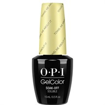 OPI GelColor 15ml - Retro Summer - Towel Me About It