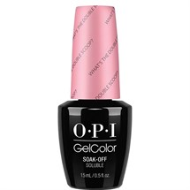 OPI GelColor 15ml - Retro Summer - What's The Double Scoop?