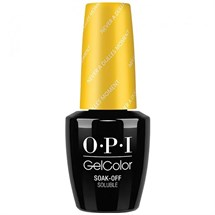 OPI GelColor 15ml - Washington DC - Never A Dulles Moment