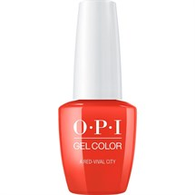 OPI GelColor 15ml - Lisbon - A Red-vival City