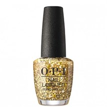 OPI Lacquer 15ml - Nutcracker - Gold Key To The Kingdom