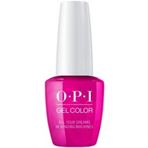 OPI GelColor 15ml - Tokyo - All your Dreams in Vending Machines