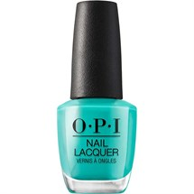OPI Lacquer 15ml - Neon - Dance Party 'Teal Down