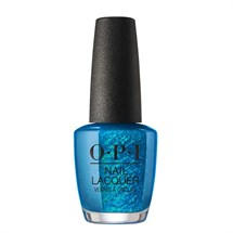 OPI Lacquer 15ml - Scotland - Nessie Plays Hide & Sea-k