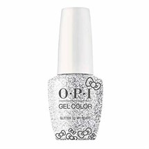 OPI GelColor 15ml - Hello Kitty - Glitter To My Heart