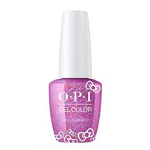 OPI GelColor 15ml - Hello Kitty - Let's Celebrate