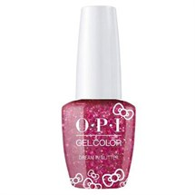 OPI GelColor 15ml - Hello Kitty - Dream In Glitter