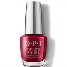 OPI Infinite Shine 15ml - Shine Bright - Red-Y for the Holidays