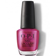 OPI Lacquer 15ml - Shine Bright - Merry in Cranberry
