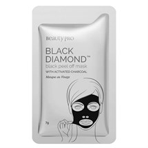 BeautyPro Black Peel Charcoal Mask - Single Application