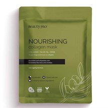 BeautyPro Nourishing Collagen Sheet Mask 23g