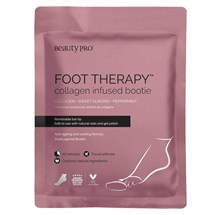 BeautyPro Foot Therapy Collagen Infused Bootie (1 pair)