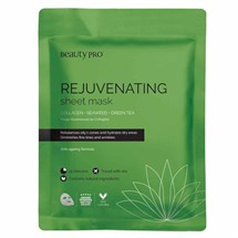 BeautyPro Rejuvenating Collagen Sheet Mask 23g