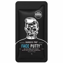 BARBER PRO Face Putty Peel-off Face Mask - Single Application