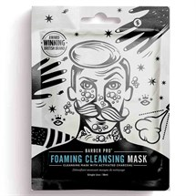 BARBER PRO Foaming Cleansing Mask - Single